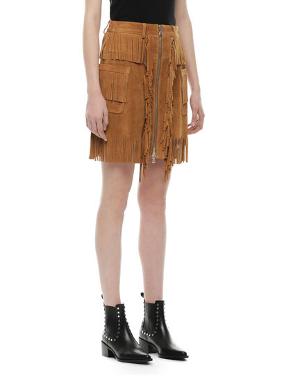 Diesel - OSCAP,  - Leather skirts - Image 3
