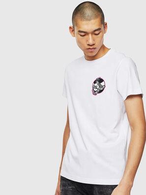 T-DIEGO-J10, White - T-Shirts
