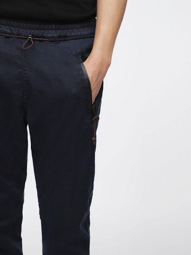 Diesel - Shaquil JoggJeans 0GASP, Dark Blue - Jeans - Image 3