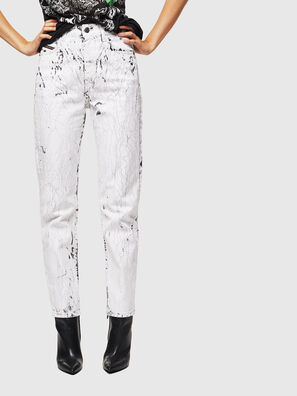 D-Eiselle 069JJ, White - Jeans