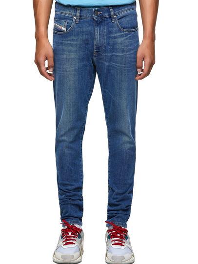 Diesel - D-Strukt 09A80, Medium blue - Jeans - Image 1