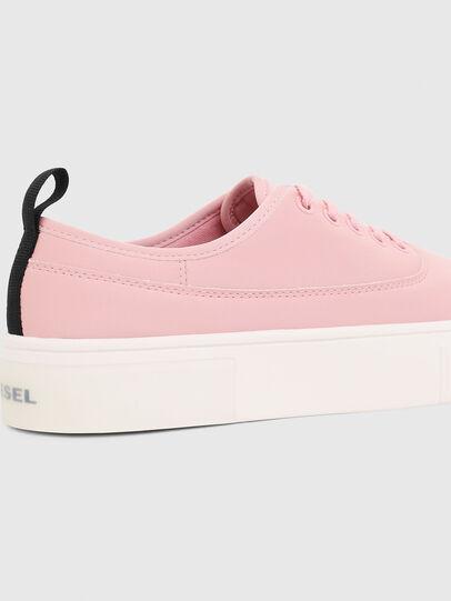 Diesel - S-VANEELA LOW, Pink/White - Sneakers - Image 4