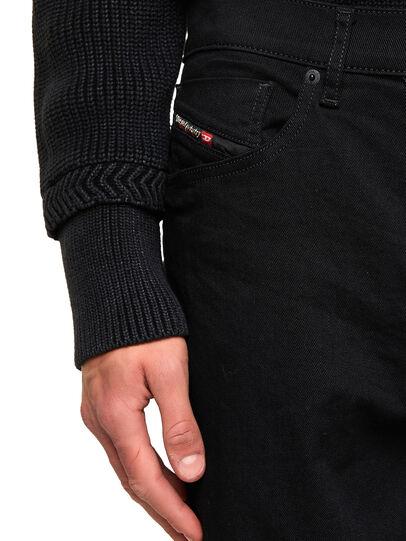 Diesel - D-Fining 0688H, Black/Dark grey - Jeans - Image 3