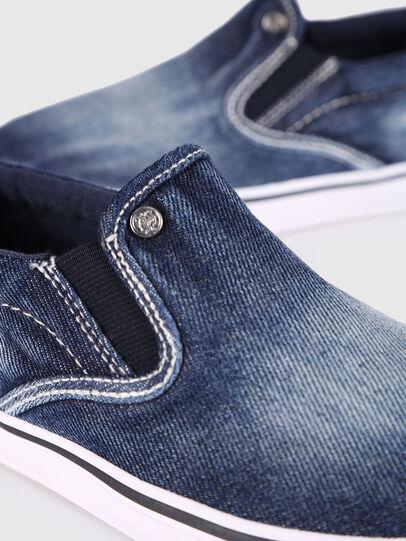 Diesel - SLIP ON 21 DENIM YO,  - Footwear - Image 4
