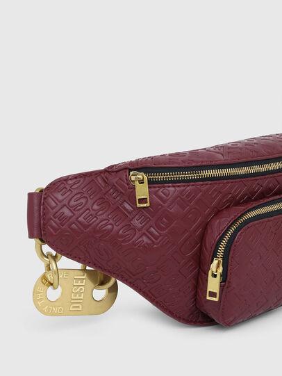 Diesel - LIBERTY, Red - Belt bags - Image 5