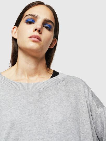 Diesel - M-PERLA, Grey - Knitwear - Image 3