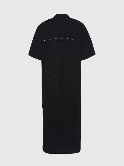 Diesel - D-LIZETH, Black - Dresses - Image 2