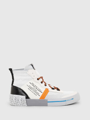 S-DESE MID RC, Multicolor/White - Sneakers