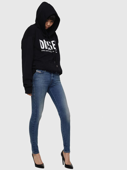 Diesel - Slandy 083AQ, Medium blue - Jeans - Image 5