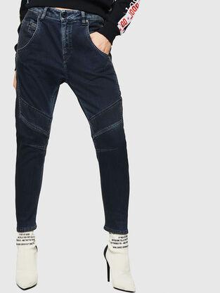 Fayza JoggJeans 069HY, Dark Blue - Jeans
