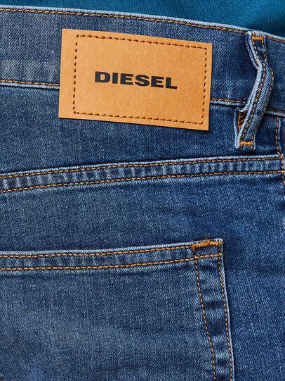Diesel - D-Luster 009DG, Medium blue - Jeans - Image 4