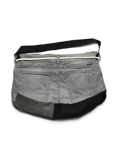 Diesel - D-ZIPHOFF, Black - Bags - Image 2