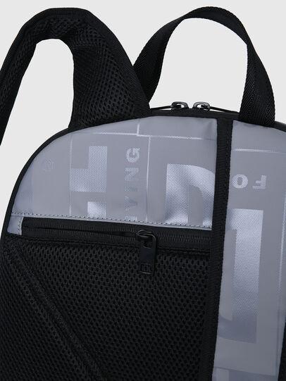 Diesel - X-BOLD BACK, Grey - Backpacks - Image 6