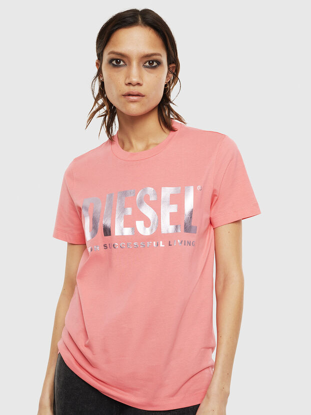 T-SILY-WX, Hot pink - T-Shirts