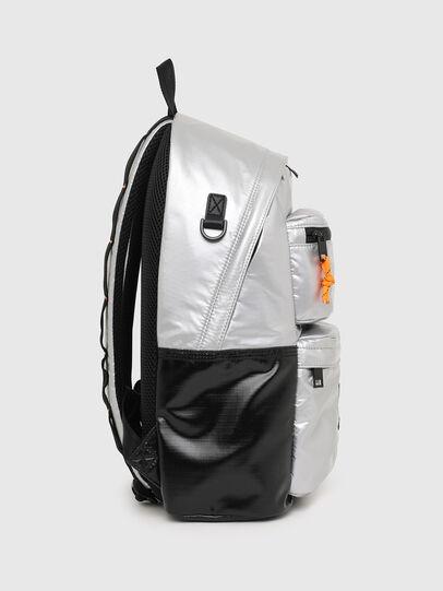 Diesel - RODYO PAT, Silver - Backpacks - Image 3
