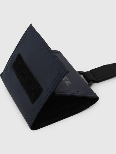 Diesel - YOSHINO LOOP, Dark Blue - Small Wallets - Image 6