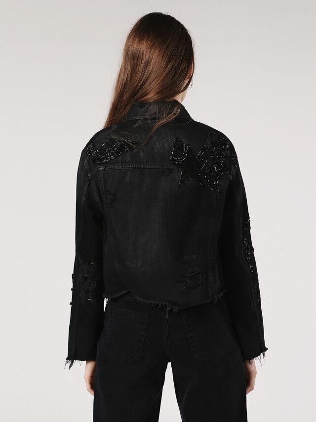 DE-VISE-RE, Black Jeans