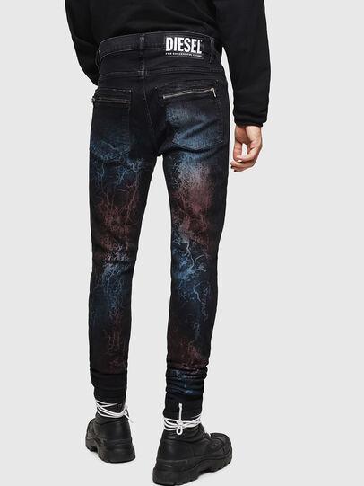 Diesel - D-Amny 0093D, Black/Dark grey - Jeans - Image 2