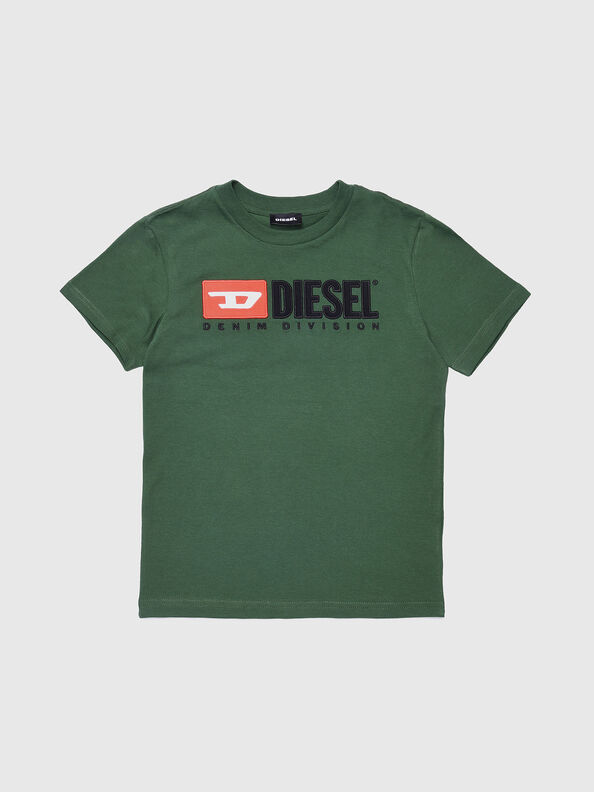 TJUSTDIVISION, Bottle Green - T-shirts and Tops