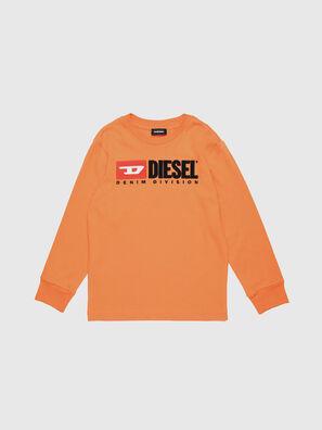 TJUSTDIVISION ML, Orange - T-shirts and Tops