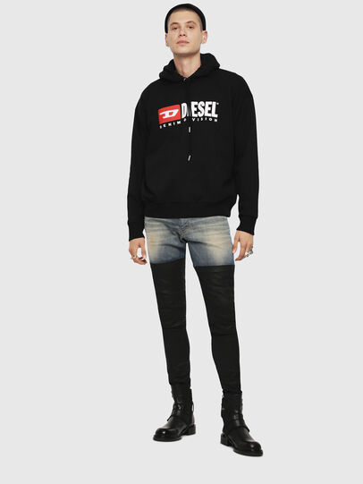 Diesel - S-DIVISION,  - Sweaters - Image 4