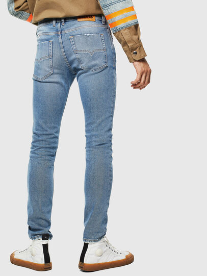 Diesel - Tepphar 0096Y, Light Blue - Jeans - Image 2