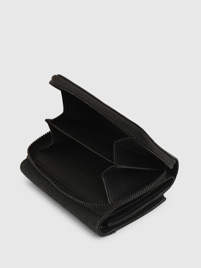 Diesel - SPEJAP, Black - Small Wallets - Image 4