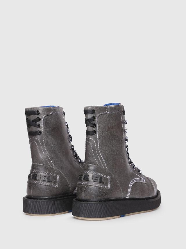 Diesel - D-CAGE DBB, Grey - Boots - Image 3