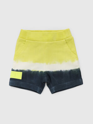 PDEEPB, Blue/Yellow - Shorts