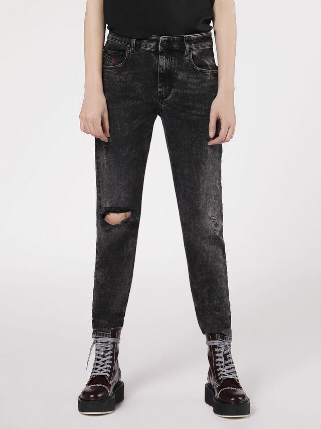 Diesel - Neekhol 069AB, Black/Dark grey - Jeans - Image 3