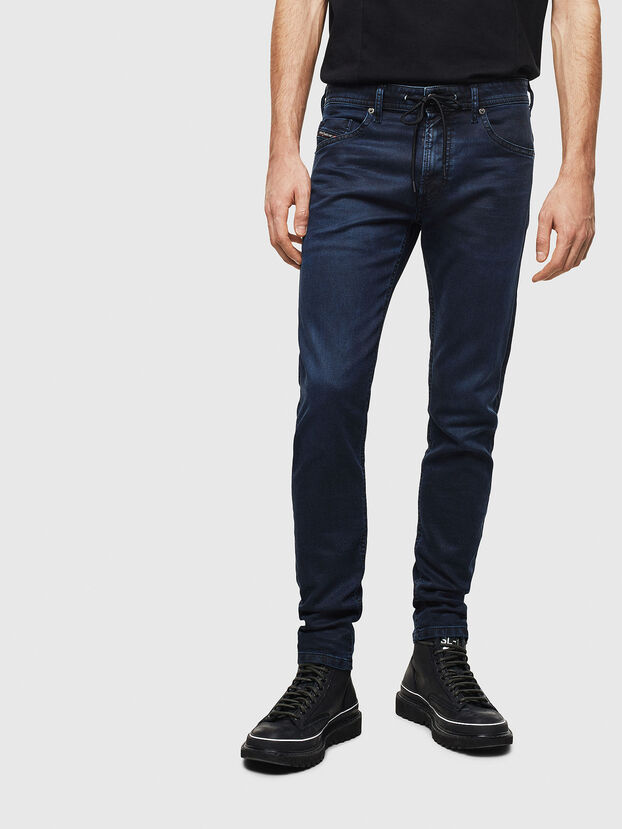 Thommer JoggJeans 069MG, Dark Blue - Jeans