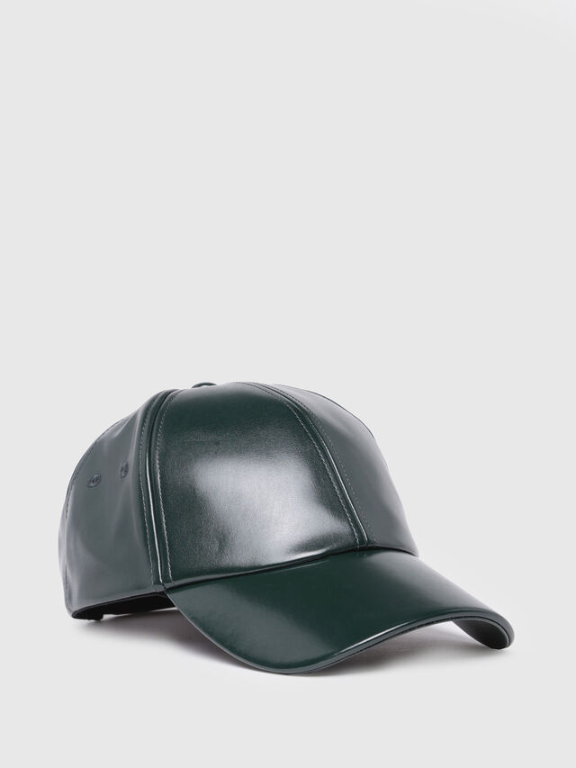 Diesel - CARINES, Bottle Green - Caps, Hats and Gloves - Image 1