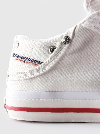 Diesel - EXPOSURE LOW W, White - Sneakers - Image 5