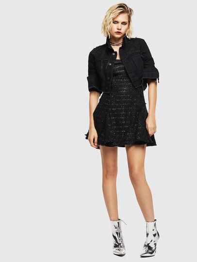 Diesel - D-NAKI, Black - Dresses - Image 7