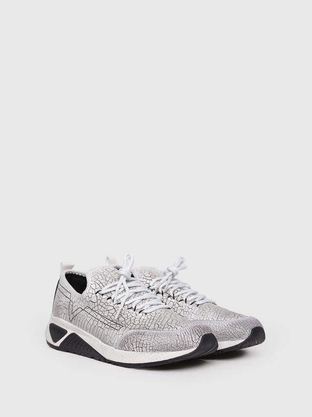 Diesel - S-KBY, Silver - Sneakers - Image 3