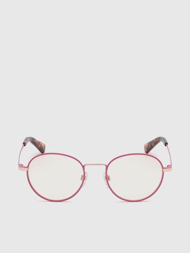 Diesel - DL0290, Pink - Eyewear - Image 1