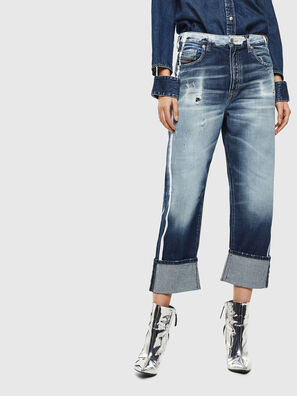 D-Reggy 0096S, Medium blue - Jeans