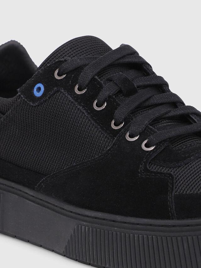 Diesel - S-DANNY LC II, Black - Sneakers - Image 4