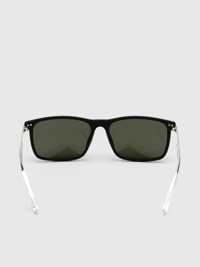 Diesel - DL0312, Black - Sunglasses - Image 4