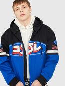 J-RAIDEN, Blue/Black - Jackets