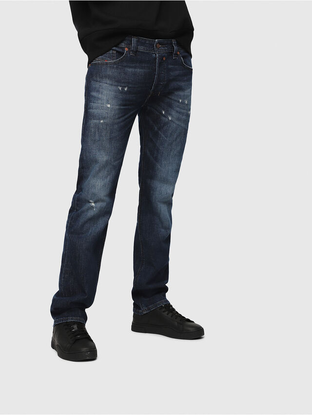 Diesel - Safado C87AN, Dark Blue - Jeans - Image 1