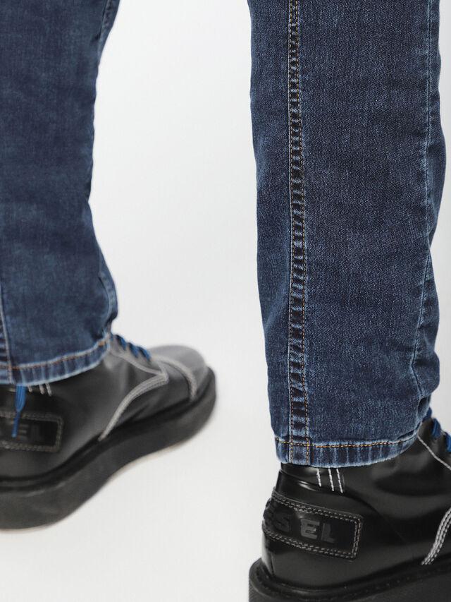 Diesel - Krooley JoggJeans 0699Z, Medium blue - Jeans - Image 5