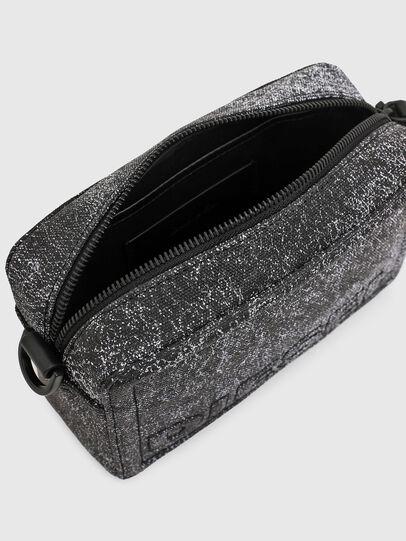 Diesel - ROSA' P, Grey - Crossbody Bags - Image 4