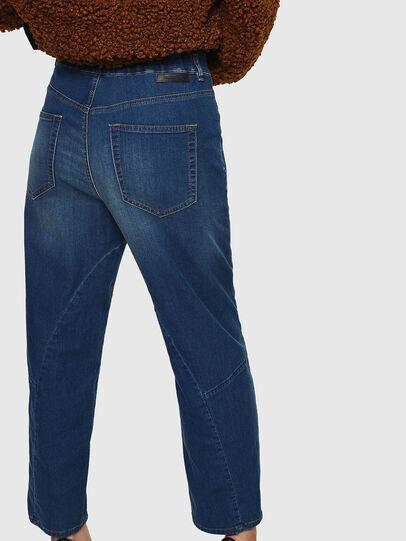 Diesel - D-Rollar JoggJeans 069IT, Medium blue - Jeans - Image 5