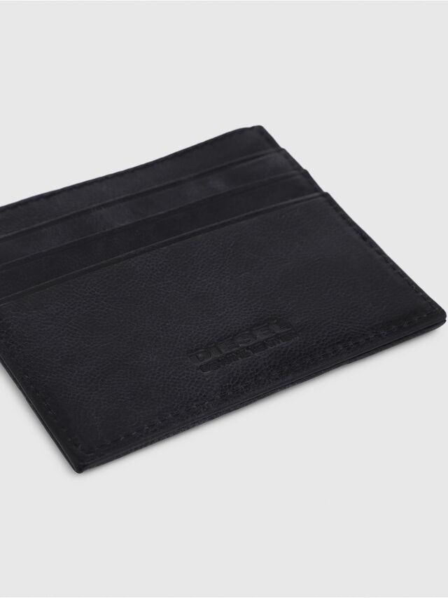 Diesel - JOHNAS I, Black - Small Wallets - Image 3