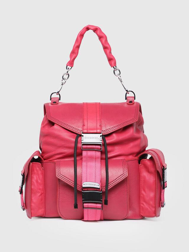 Diesel - MISS-MATCH BACKPACK, Hot pink - Backpacks - Image 1