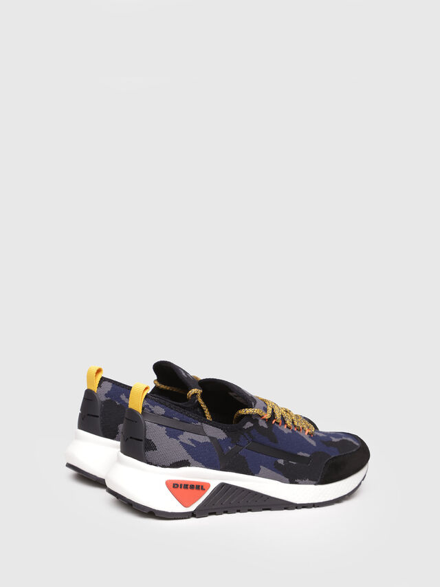 Diesel - S-KBY, Grey/Blue - Sneakers - Image 3