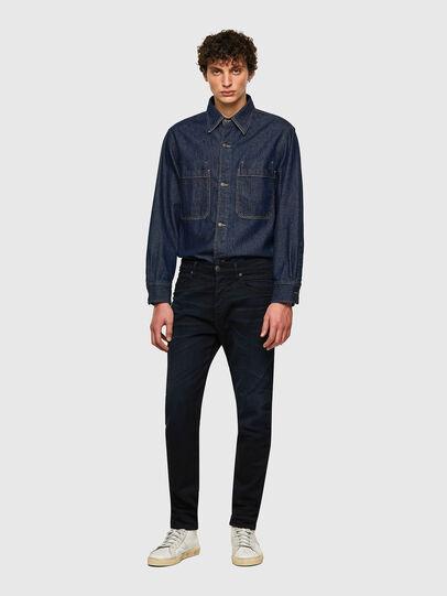Diesel - D-Fining-Chino 084AY, Dark Blue - Jeans - Image 4