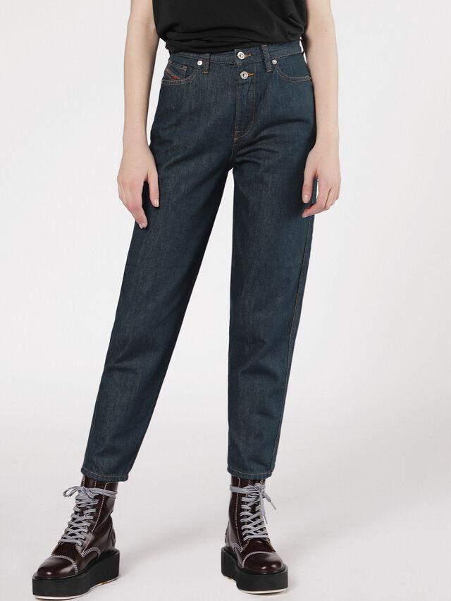 Diesel - Alys 084UR, Dark Blue - Jeans - Image 2