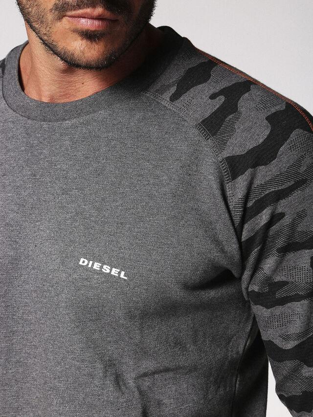 Diesel - UMLT-CASEY, Grey - Sweaters - Image 3